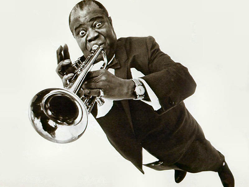 louis armstrong This Day In History   July 6th