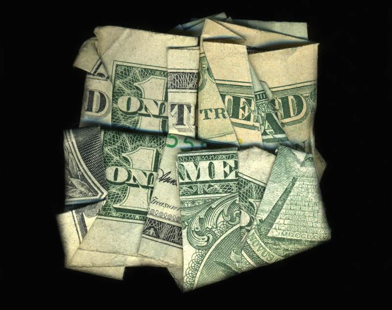 money currency art dan tague dont tread on me Money Talks: Amazing Dollar Bill Art of Dan Tague [21 pics]