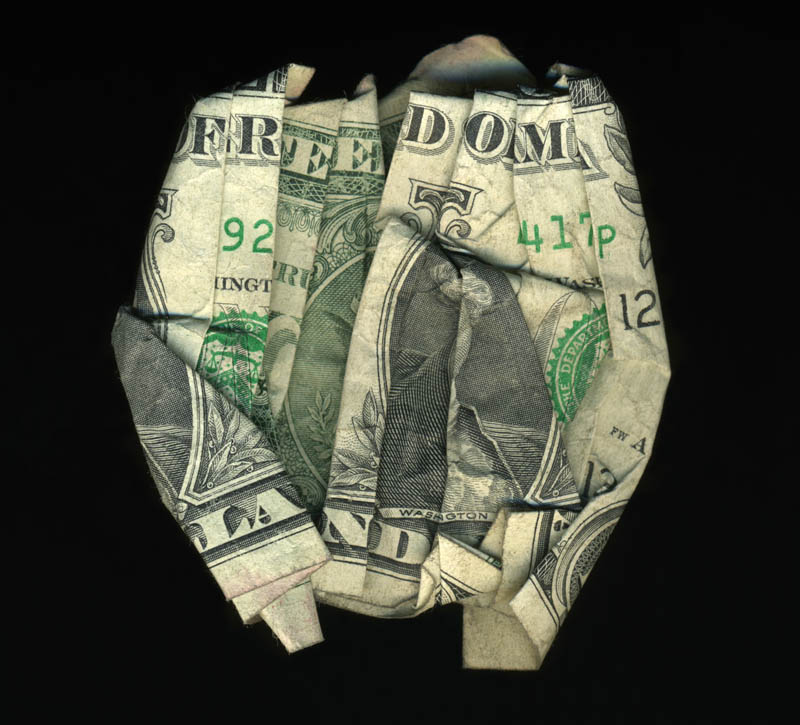 money currency art dan tague freedom land Money Talks: Amazing Dollar Bill Art of Dan Tague [21 pics]