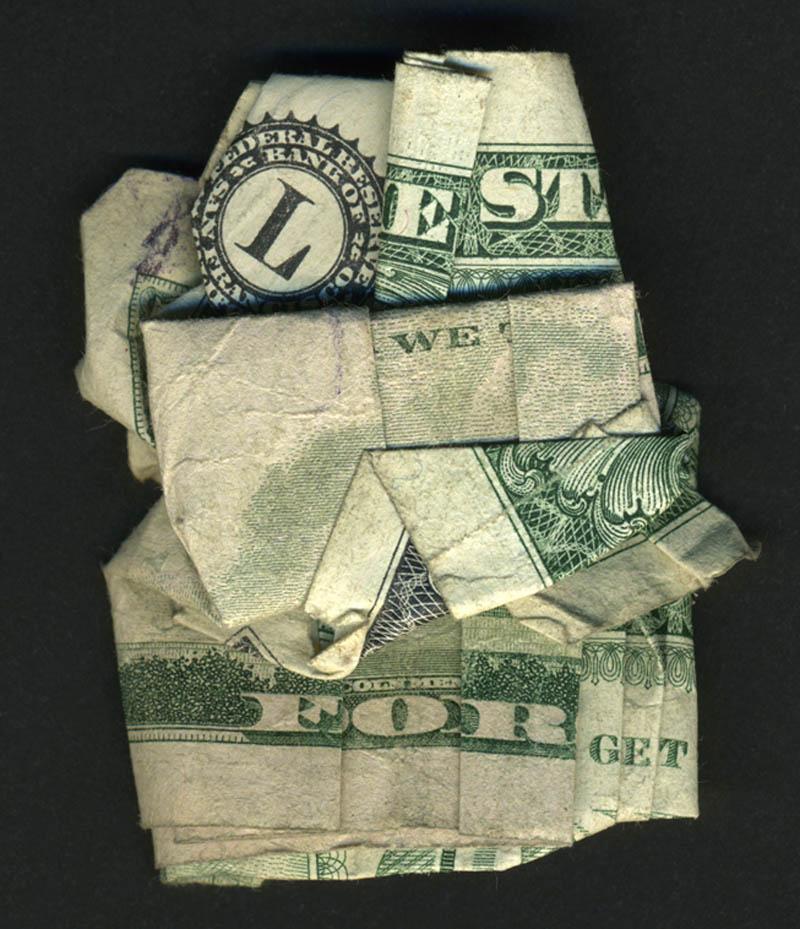 money currency art dan tague lest we forget Money Talks: Amazing Dollar Bill Art of Dan Tague [21 pics]