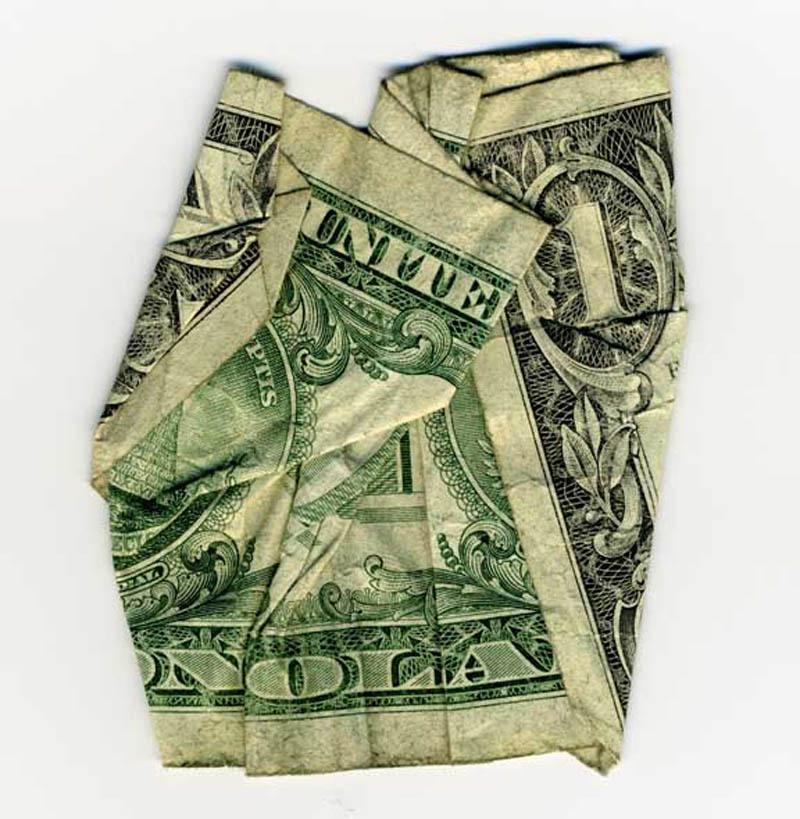 money currency art dan tague unite nola Money Talks: Amazing Dollar Bill Art of Dan Tague [21 pics]
