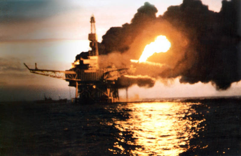 piper alpha explosion This Day In History   July 6th