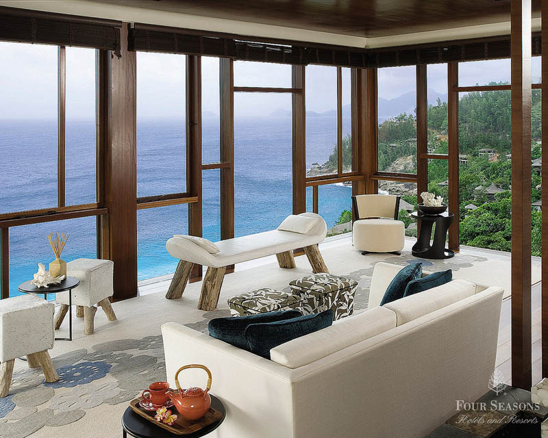 seychelles four seasons The Stunning Beauty of Seychelles [25 pics]