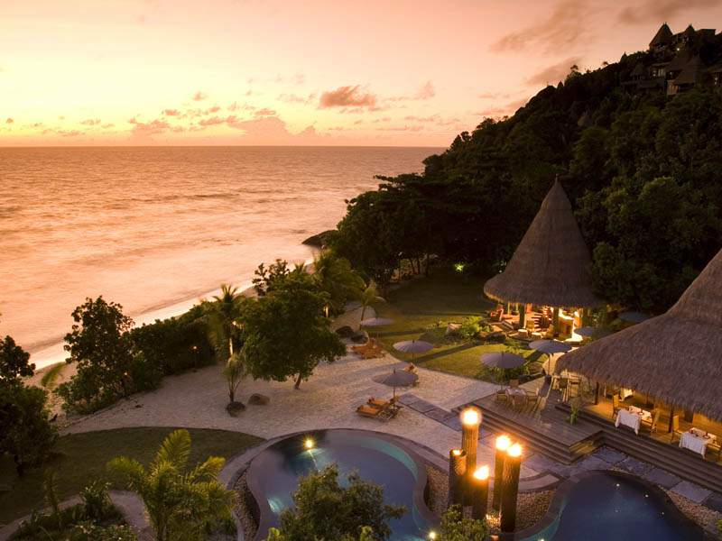seychelles maia resort and spa The Stunning Beauty of Seychelles [25 pics]