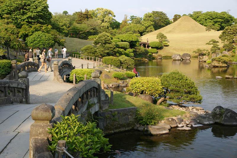 suizenji jojuen kumamoto kumamoto prefecture japan 20 Stunning Japanese Gardens Around the World