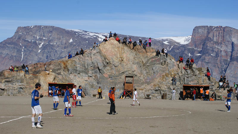uummannaq football game 10 Things You Didnt Know About Greenland