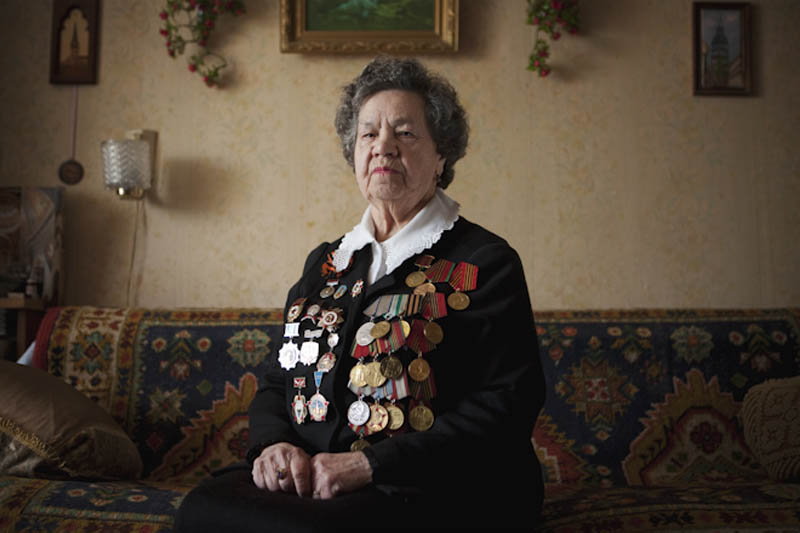wwii veterans portraits konstantin suslov 10 Honoring the Veterans of World War II [25 pics]