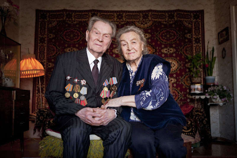 wwii veterans portraits konstantin suslov 13 Honoring the Veterans of World War II [25 pics]