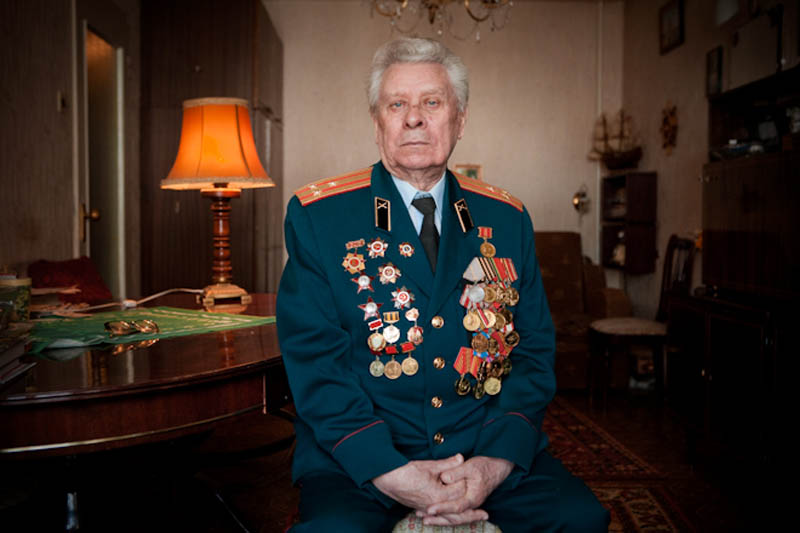 wwii veterans portraits konstantin suslov 15 Honoring the Veterans of World War II [25 pics]
