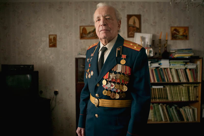 wwii veterans portraits konstantin suslov 16 Honoring the Veterans of World War II [25 pics]