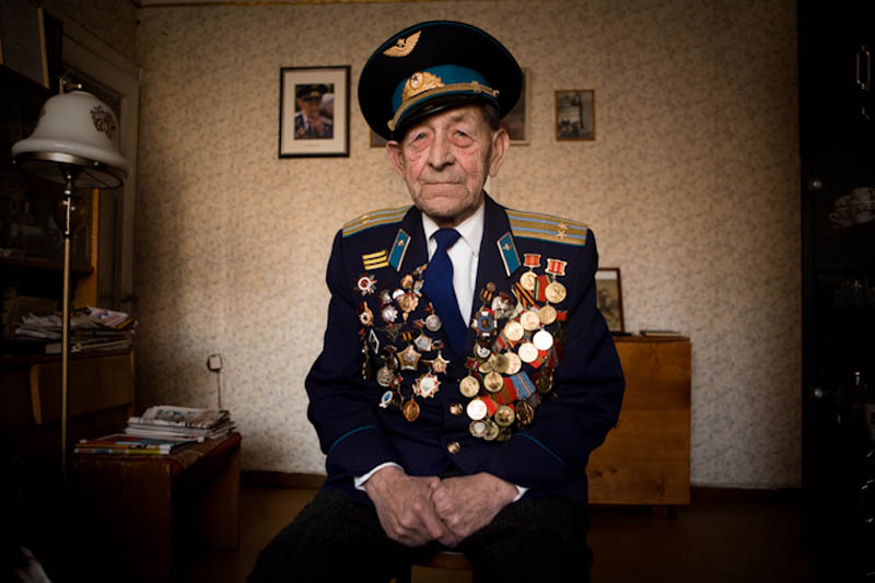 wwii veterans portraits konstantin suslov 17 Honoring the Veterans of World War II [25 pics]