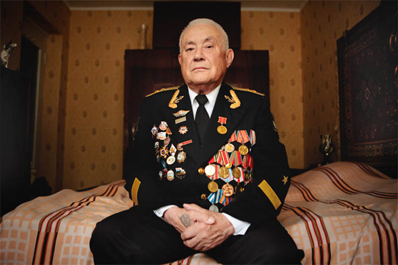 wwii veterans portraits konstantin suslov 21 Honoring the Veterans of World War II [25 pics]