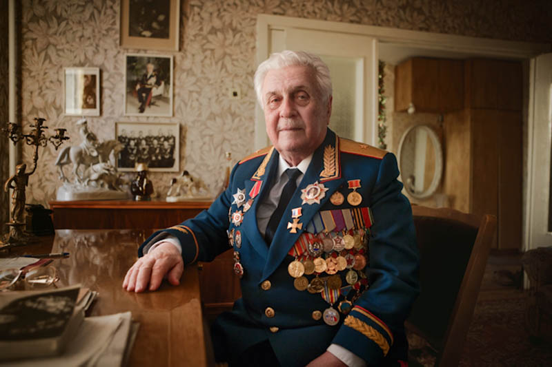 wwii veterans portraits konstantin suslov 24 Honoring the Veterans of World War II [25 pics]