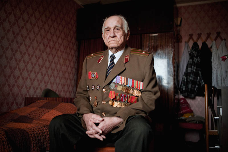 wwii veterans portraits konstantin suslov 8 Honoring the Veterans of World War II [25 pics]