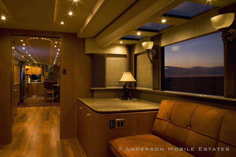 ashton kutchers trailer mobile home anderson 7 Anderson Mobile Estates: Luxury Trailers to the Stars