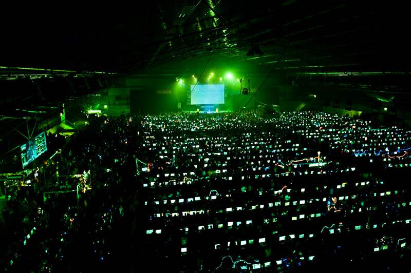 biggest lan party ever Picture of the Day: The Worlds Largest LAN Party