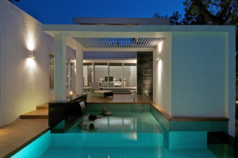 Bungalow In India Dinesh Mills By Atelier Dnd 15 Beautiful DnD