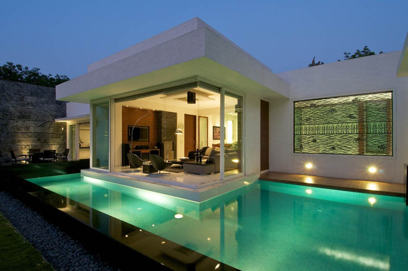Beautiful Bungalow in India by atelier dnD «TwistedSifter