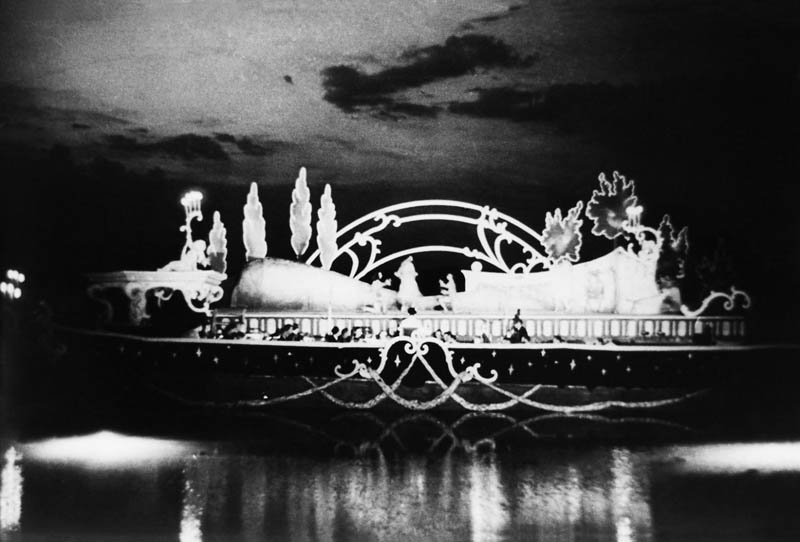 first outdoor opera on the lake stage bregenz 1946 The Opera on the Lake Stages of Bregenz