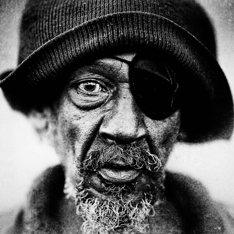 Homeless People Portraits Photography By Lee Jeffries: An Education In Rebellion