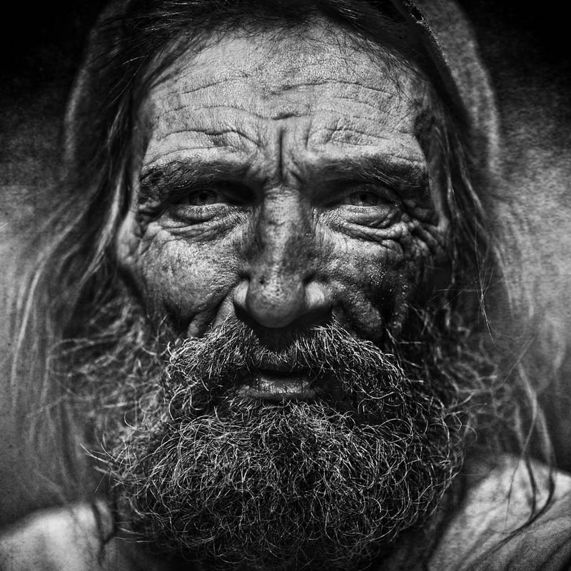 homeless black and white portraits lee jeffries 6 Gripping Black and White Portraits of the Homeless by Lee Jeffries
