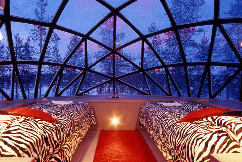 hotel kakslauttanen igloo village finland 2 Picture of the Day: The Igloo Village Resort in Finland