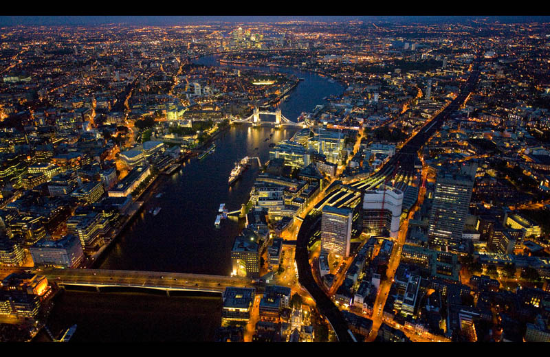 Picture of the Day: LondonNights