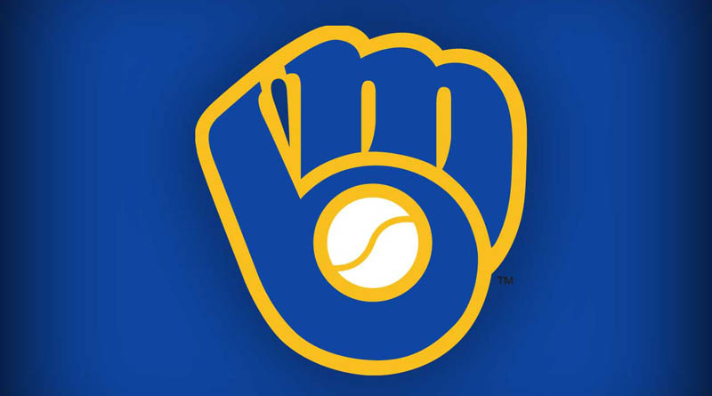 milwaukee brewers logo large 20 Clever Logos with Hidden Symbolism