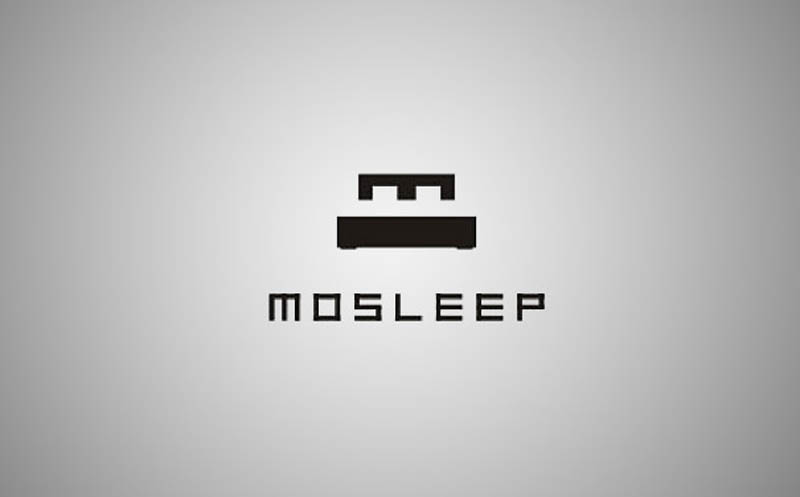 mosleep logo large 20 Clever Logos with Hidden Symbolism