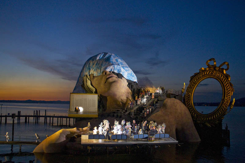 outdoor stage opera on the lake bregenz austria andre chenier 1 The Opera on the Lake Stages of Bregenz