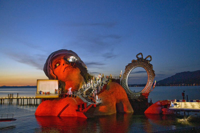 outdoor stage opera on the lake bregenz austria andre chenier 2 The Opera on the Lake Stages of Bregenz