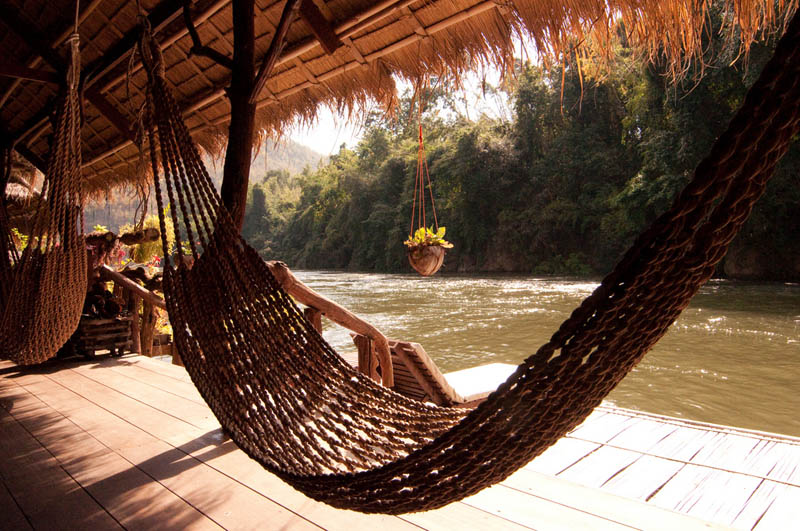 25 Perfect Places for a Hammock