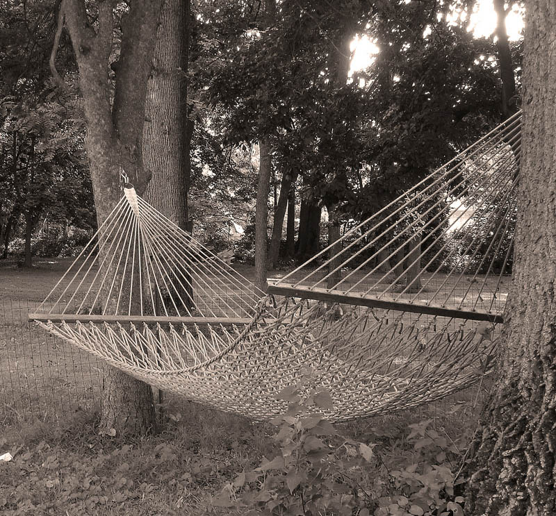 perfect place for a hammock 6 25 Perfect Places for a Hammock