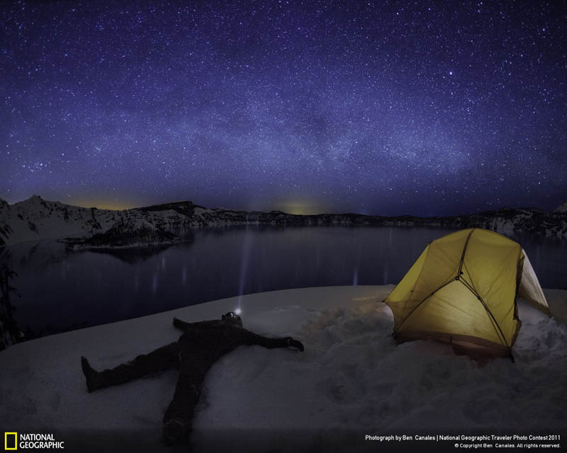 Picture of the Day:Stargazing