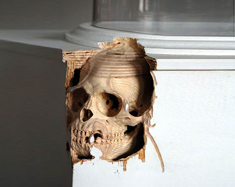 Incredible woodwork by maskull lasserre «twistedsifter