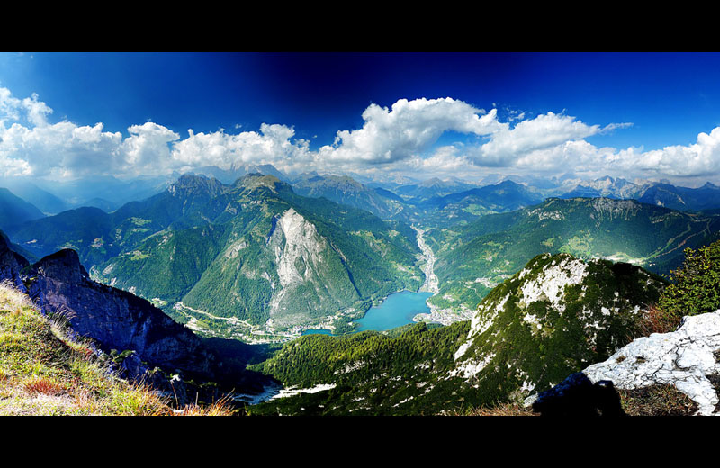Picture of the Day: Stunning Panoramic Atop Monte Civetta,Italy