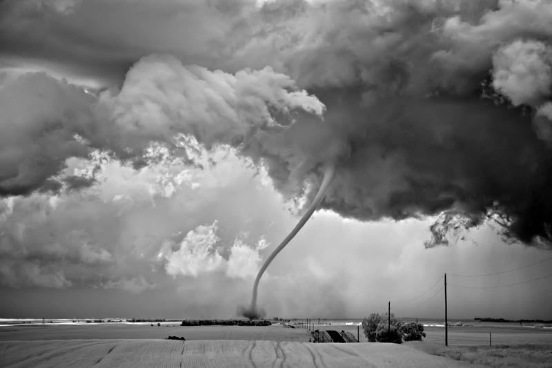 black and white storm photography mitch dobrowner 8 Incredible Black and White Storm Photography by Mitch Dobrowner