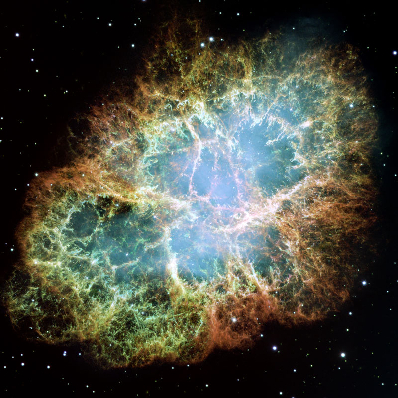 Picture of the Day: The Crab Nebula
