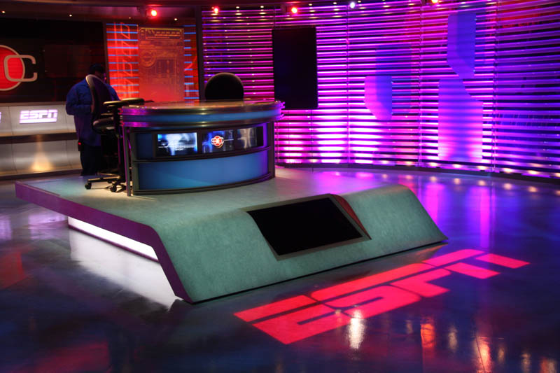 espn sports center studio This Day In History   September 7th