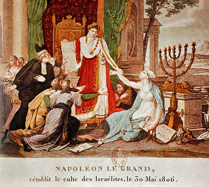 french emancipation of jewish people first country 1791 This Day In History   September 28th