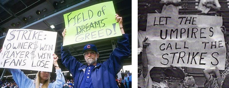 1995 Baseball Strike – Wonderful Image Gallery