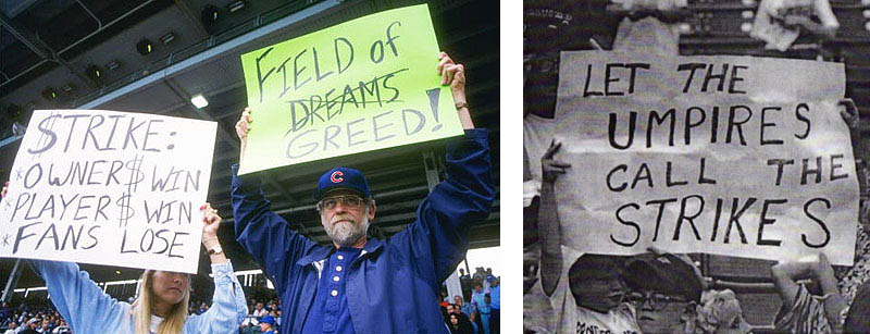 SI Vault: How the strike-shortened 1994 MLB season should have ...