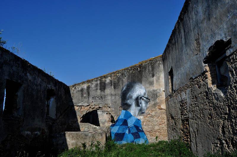 mesa street art m e s a 14 Awesome Street Art by MESA