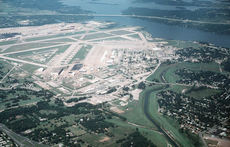 16 U S Air Force Bases And Naval Stations From Above