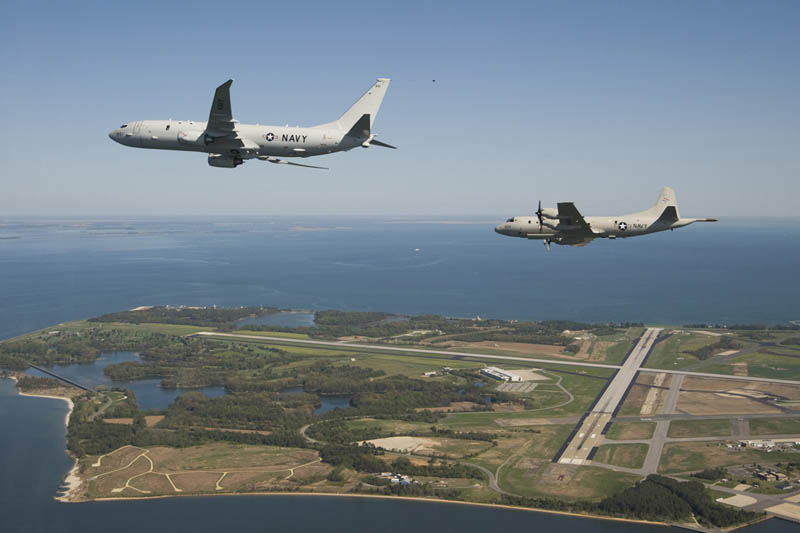 naval air station patuxent river 16 U.S. Air Force Bases and Naval Stations From Above