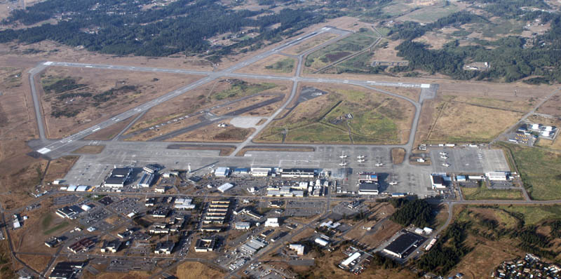 naval air station whidbey island 16 U.S. Air Force Bases and Naval Stations From Above