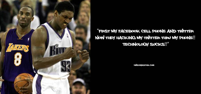 ron artest metta world peace funny 11 21 Hilarious Quotes by Ron Artest aka Metta World Peace