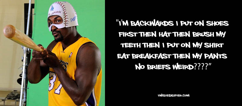 ron artest metta world peace funny 15 21 Hilarious Quotes by Ron Artest aka Metta World Peace