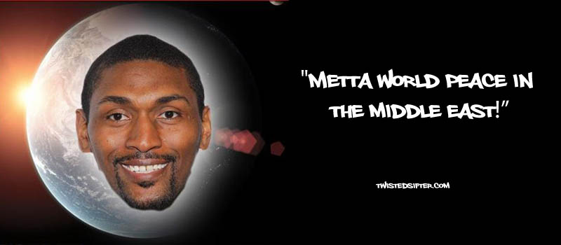 ron artest metta world peace funny 20 21 Hilarious Quotes by Ron Artest aka Metta World Peace