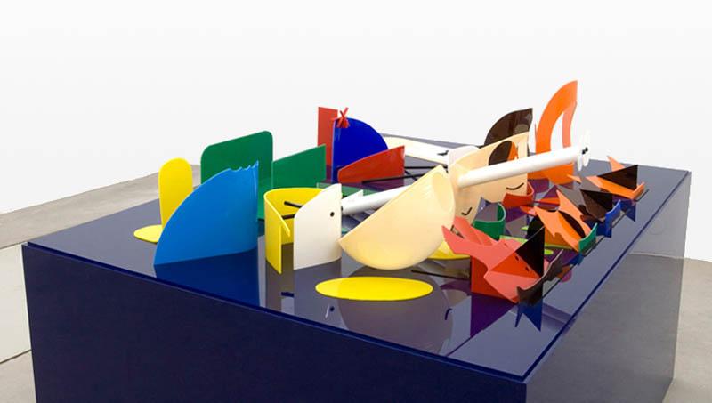 south park perspective sculptures james hopkins 2 Awesome Cartoon Perspective Sculptures by James Hopkins